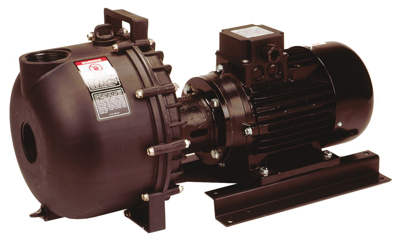 3 Hp Electric Motor Driven W Pacer S Series 200p Es3