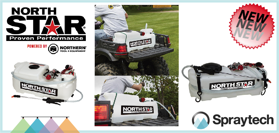 NorthStar Spot Sprayers at Spraytech